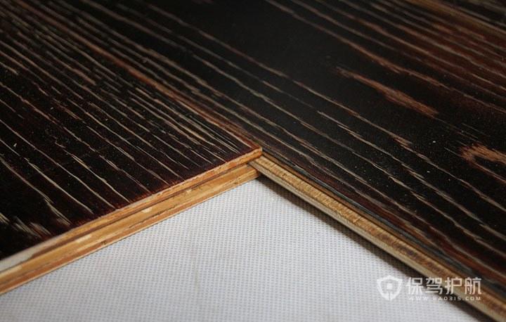 多层实木地板怎么安装?