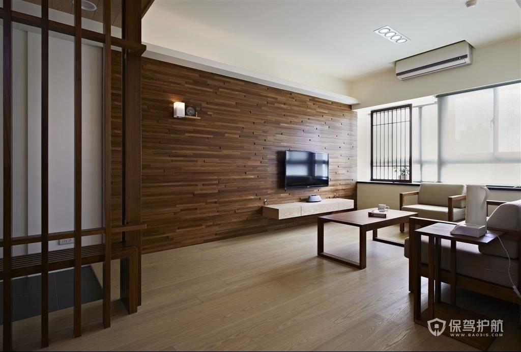 日式背景墙细节,客厅背景墙装修需要注意哪些细节