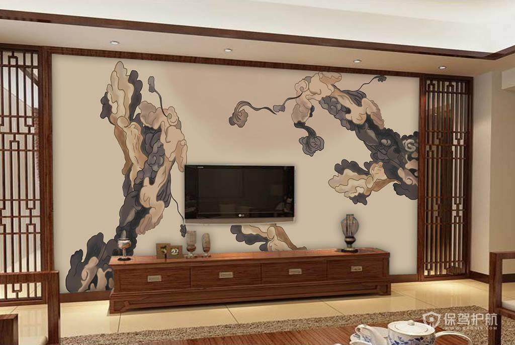 新中式电视背景墙注意事项有哪些?
