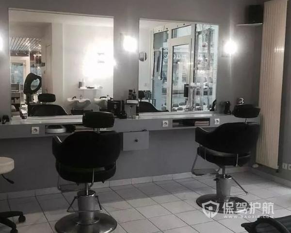 美发店如何装修设计 美发店装修设计方案