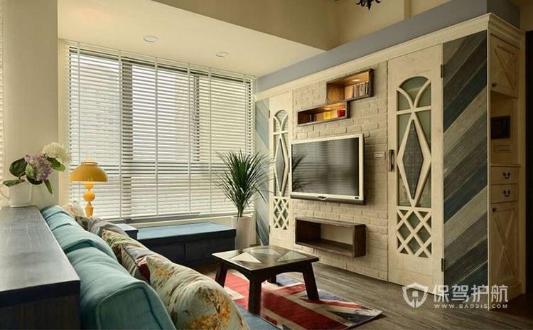 客厅电视墙装修步骤,客厅电视墙怎么装修?