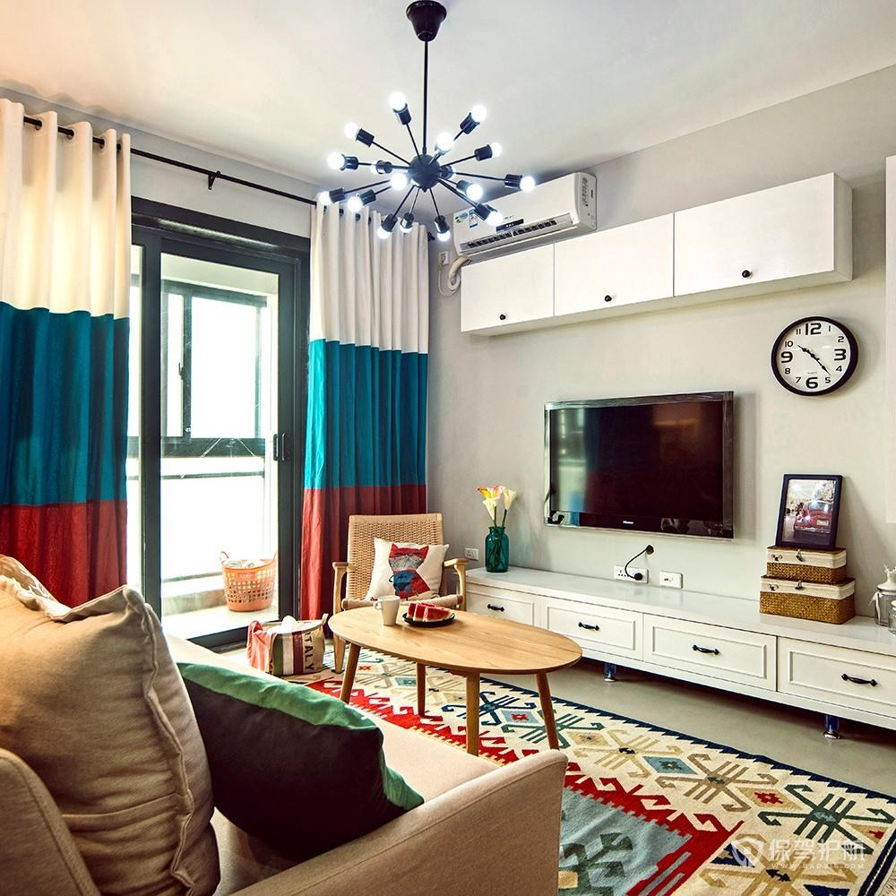 电视墙要怎么装修才好看?古典客厅电视墙怎么装修?