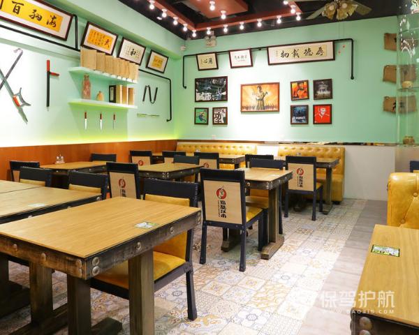 港式茶餐厅如何装修设计 港式茶餐厅装修设计要点