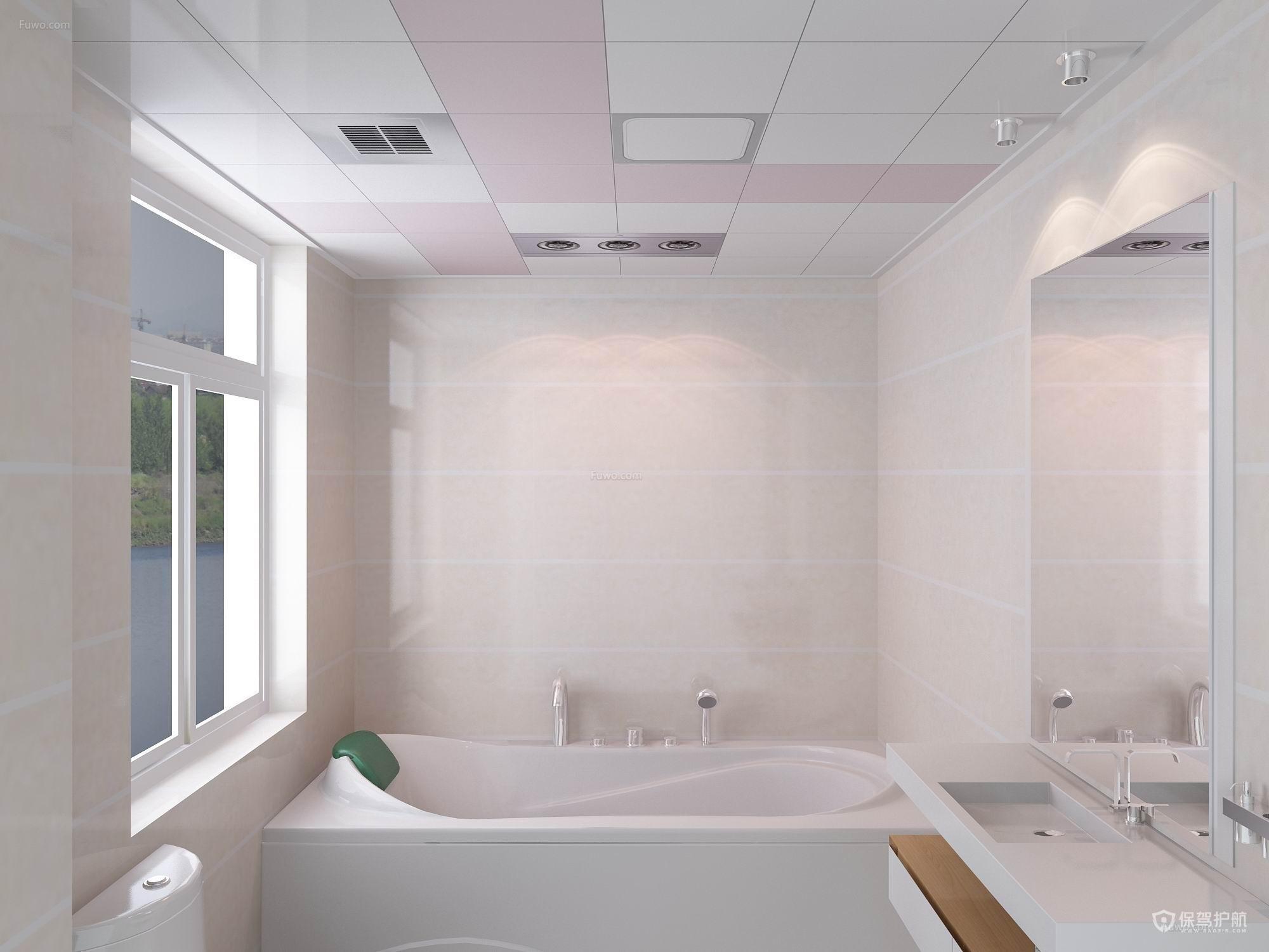 卫生间铝板吊顶是什么?都有哪些尺寸?有什么优点?