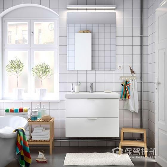 卫生间空间小怎么装修,小户型卫生间怎么装修?