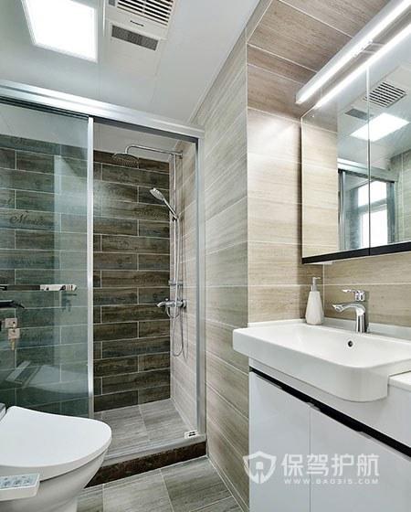 好看的卫生间瓷砖造型,卫生间瓷砖搭配