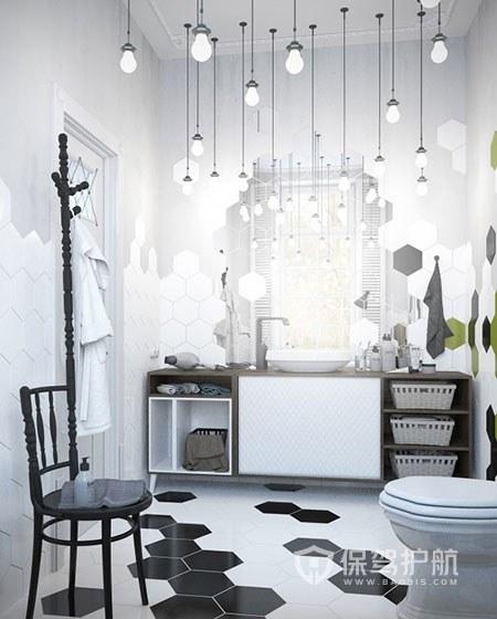 卫生间瓷砖标准厚度,卫生间的尺寸规格是多少?