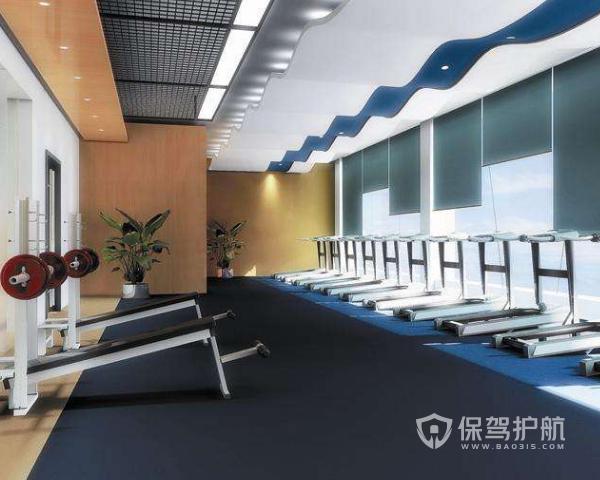 健身房怎么装修设计 健身房装修设计方案