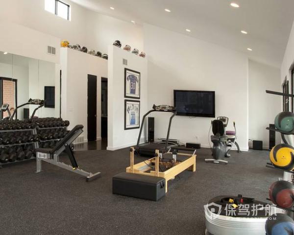 健身房装修风格有哪些 健身房装修注意事项