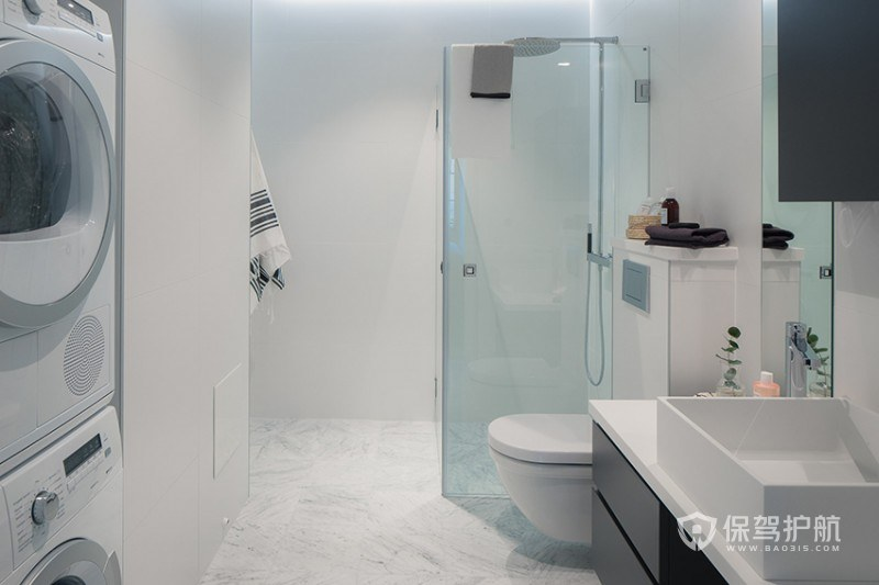 卫生间橱柜用什么材料,卫生间橱柜怎么装修