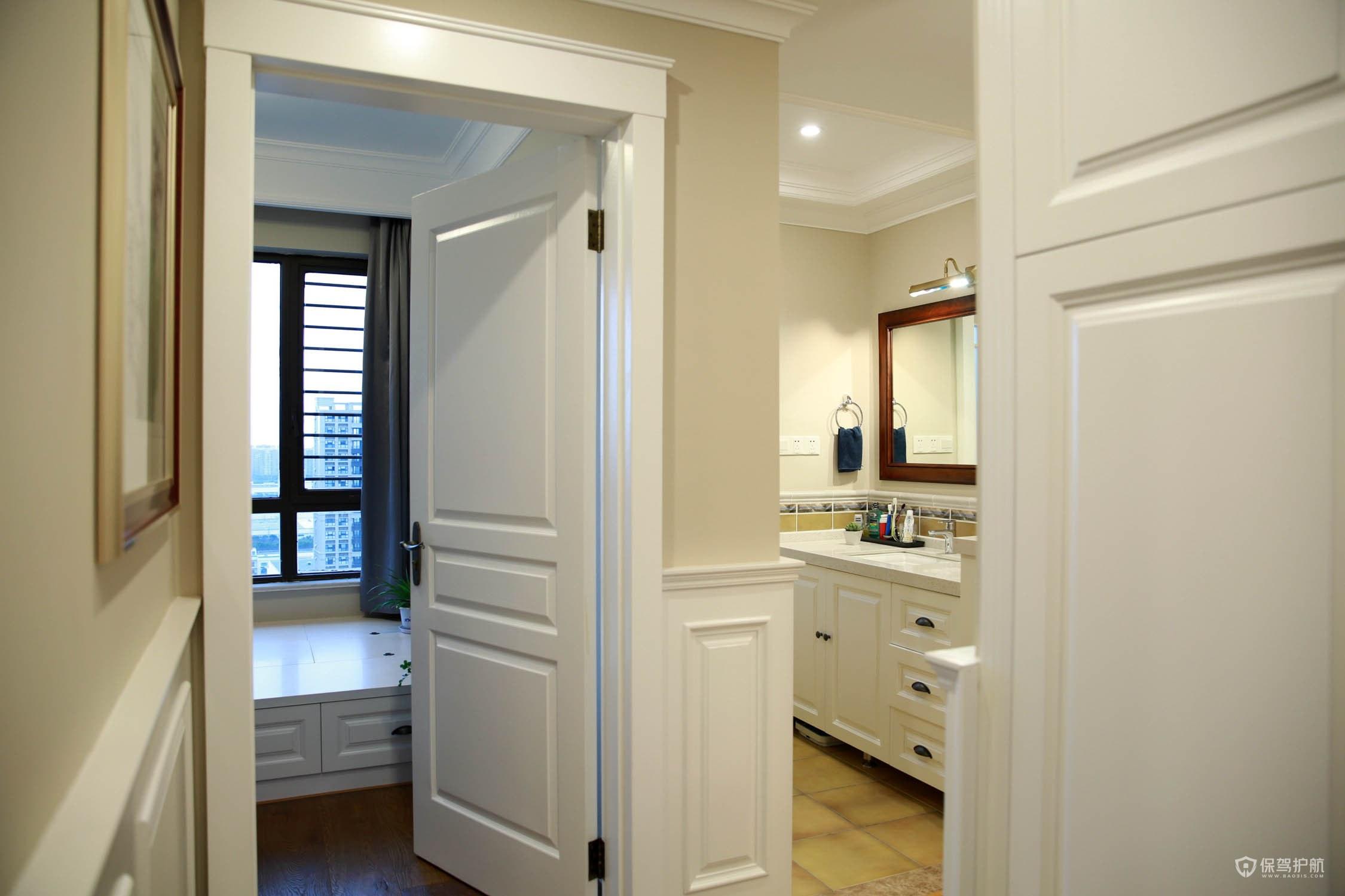 卫生间对门风水化解,卫生间正对大门、厨房、书房、卧室怎么化解?