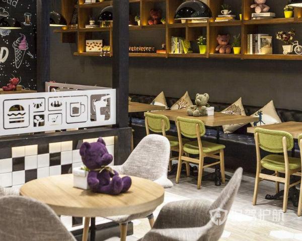快餐店装修选哪种颜色好 快餐店装修颜色选择技巧