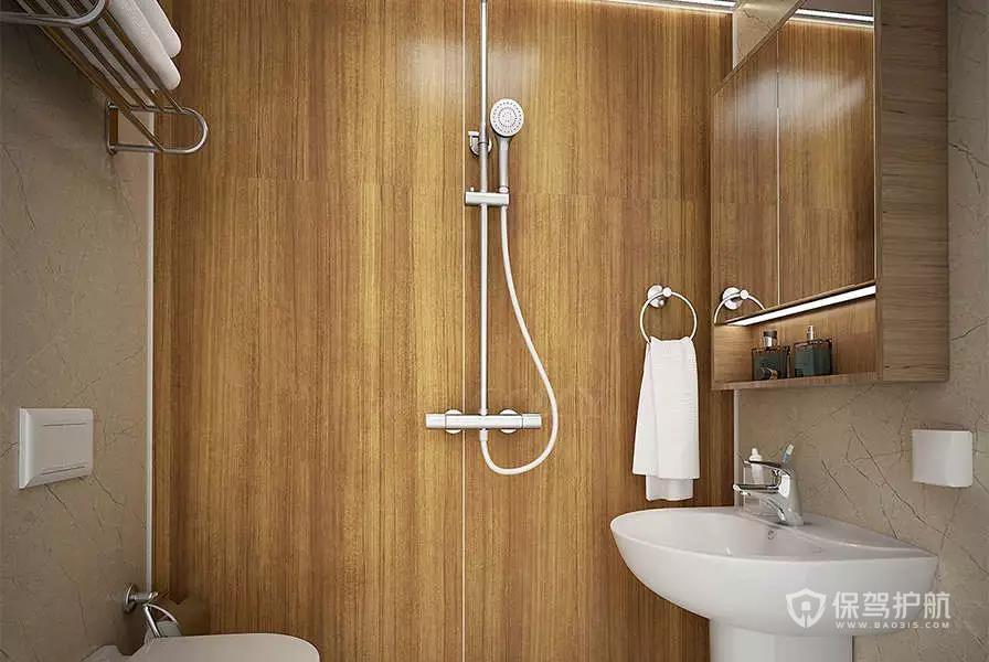 卫生间整体卫浴 卫生间整体卫浴安装注意事项!
