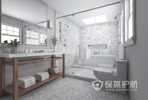 卫生间干湿分离价格是多少?