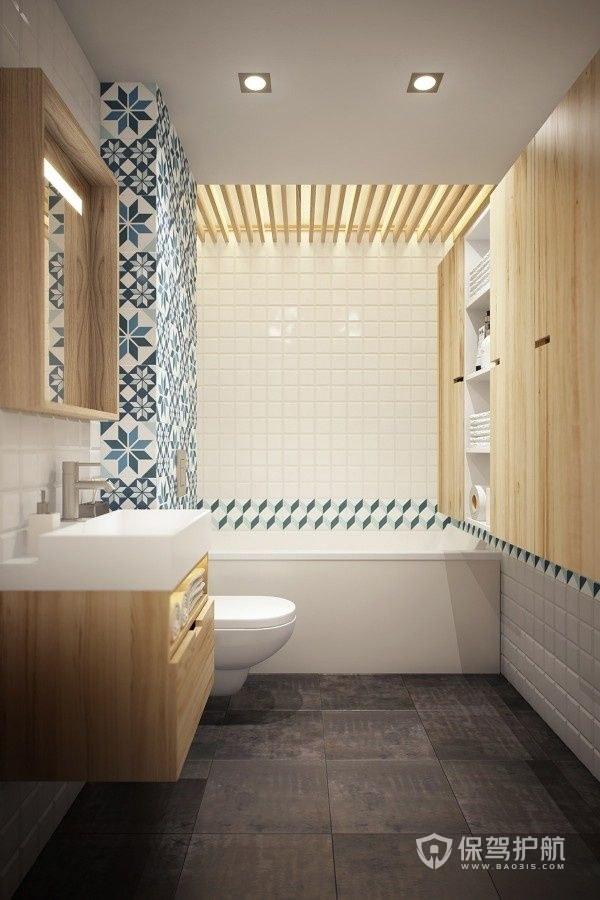 卫生间干湿分离尺寸 卫生间干湿分离设计方案