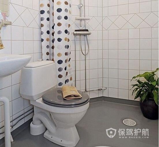 卫生间有臭味怎么处理?