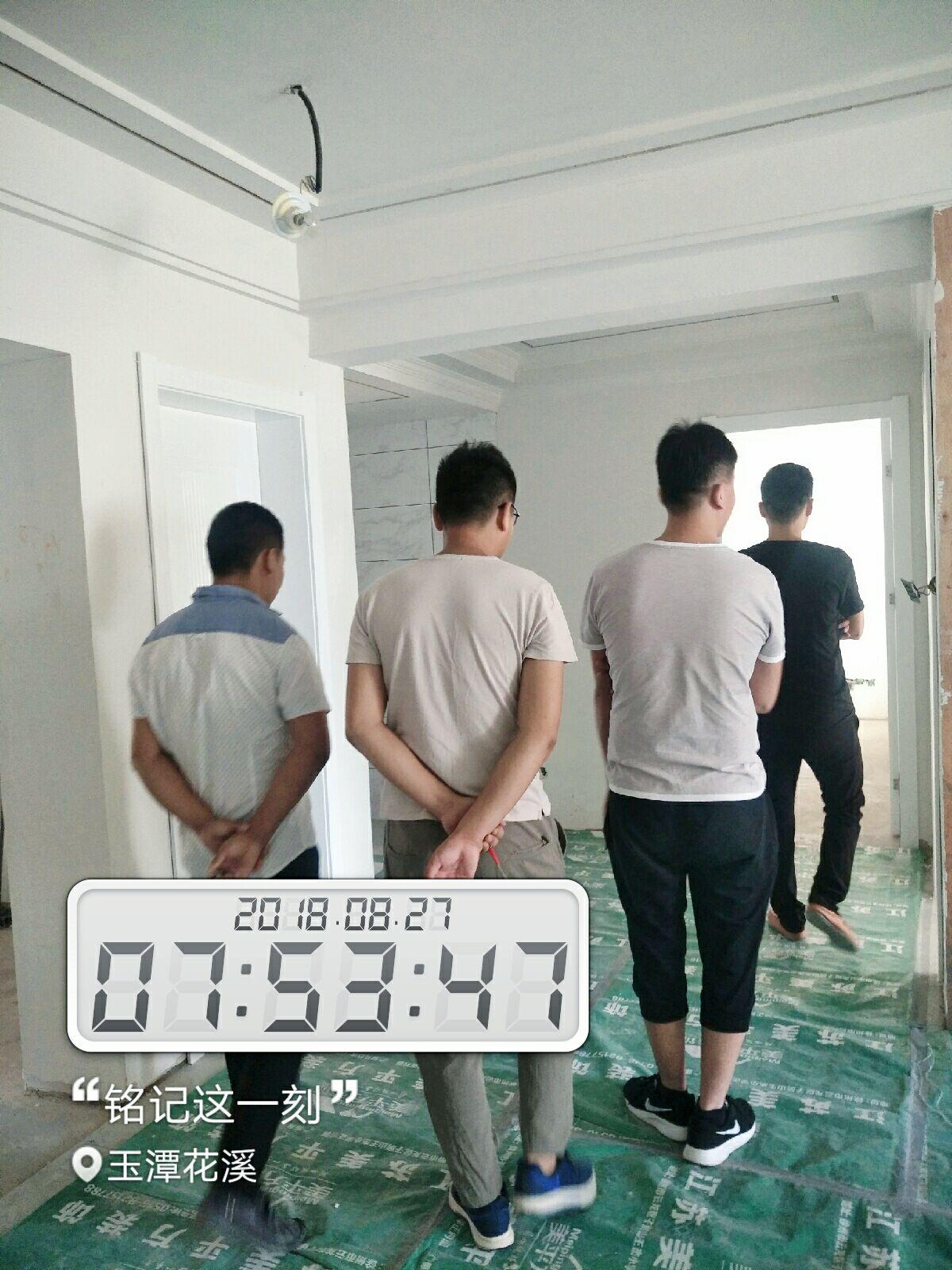 【美平方装饰】玉潭花溪专访:有大事发生!