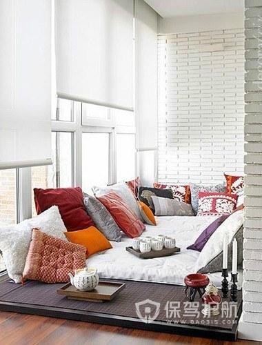 阳台装修用什么材料好?阳台吊顶、墙面、地面用什么材料好?