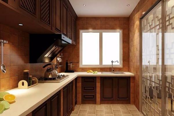 中式风格厨房装修应该注意什么 中式风格厨房橱柜选购方法