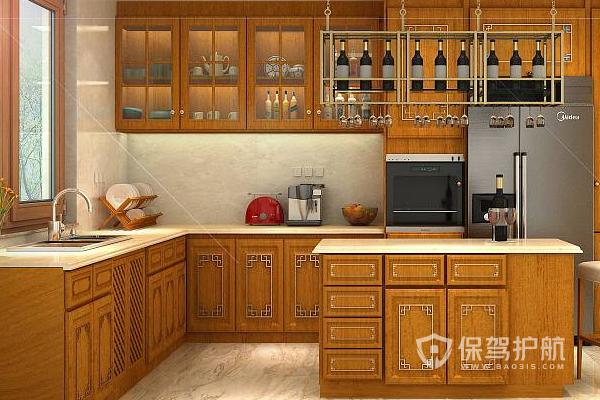 中式厨房如何设计 中式厨房设计思路
