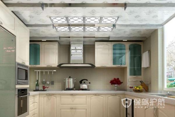 厨房吊顶如何拆除 厨房吊顶拆除注意事项