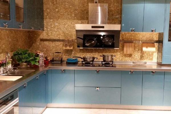 厨房定制橱柜怎样设计 厨房定制橱柜设计效果图