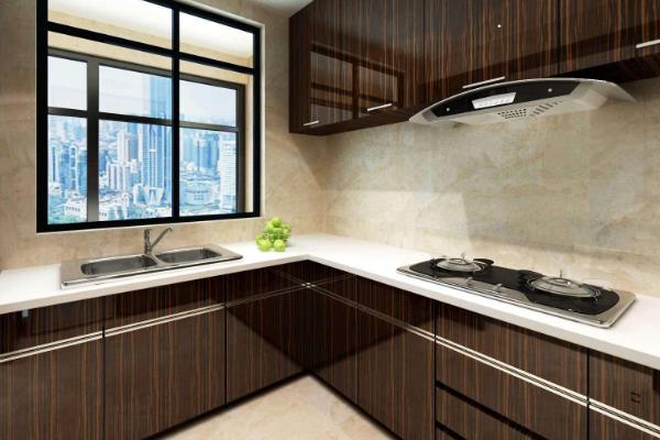 新中式厨房怎样设计较好看 新中式厨房设计效果图