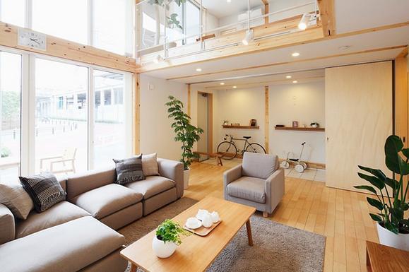 追求淡雅节制、深邃禅意感觉日式风格家居设计