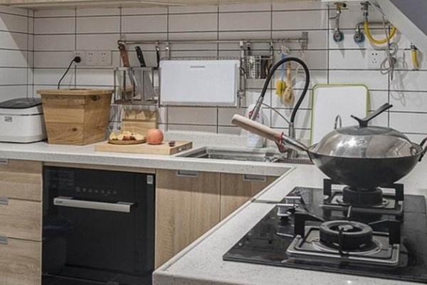 日式小厨房应该如何装修 日式小厨房装修效果图