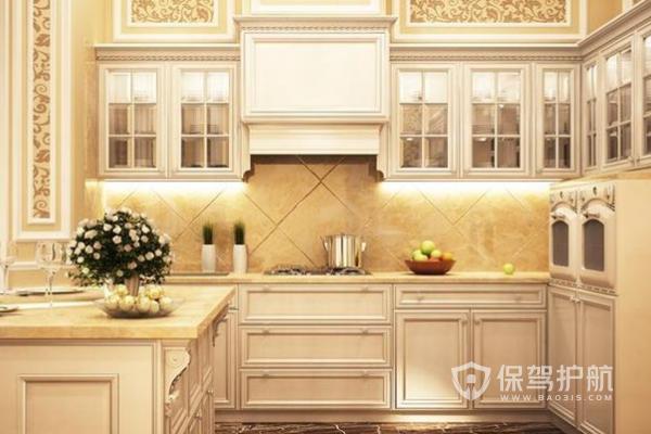 欧式厨房装修技巧有哪些 欧式厨房装修注意事项
