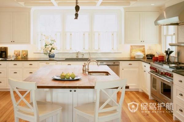 田园风格厨房如何装修 田园风格厨房装修效果图