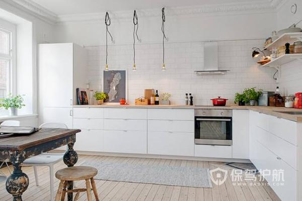 宜家风格厨房怎样装修 宜家风格厨房装修图片