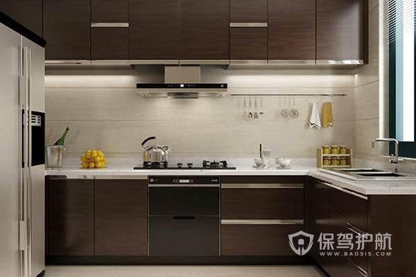 简约厨房怎样装修 简约厨房装修效果图