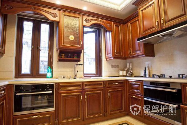 古典风格厨房设计效果图 古典风格厨房设计要点