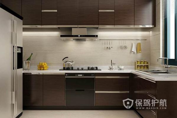 厨房有哪些装修步骤 现代风格厨房装修效果图