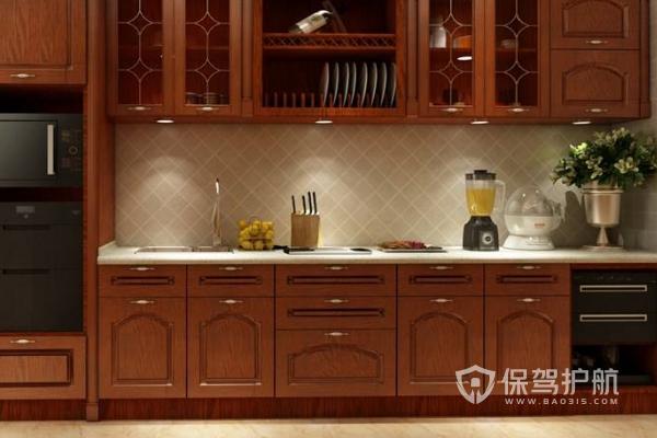 美式风格厨房有哪些特点 美式厨房装修注意事项