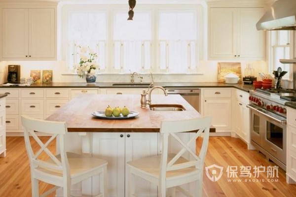 田园风格厨房怎样设计 田园风格厨房装修效果图