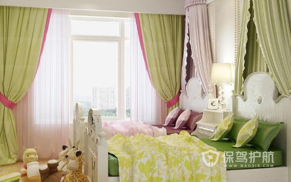 现代儿童房窗帘风水讲究 现代儿童房窗帘风水禁忌