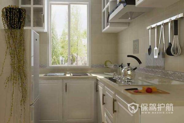 小空间厨房怎样设计 小空间厨房装修效果图