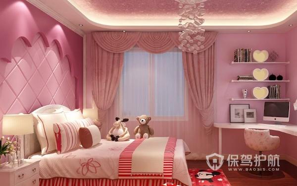 儿童房如何装修 儿童房装修效果图欣赏