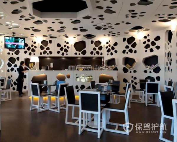 咖啡店设计效果图 咖啡店设计流程