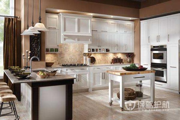 别墅厨房有哪些设计要点 别墅厨房设计效果图