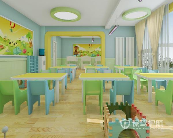 幼儿园装修要多少钱 幼儿园装修费用预算清单