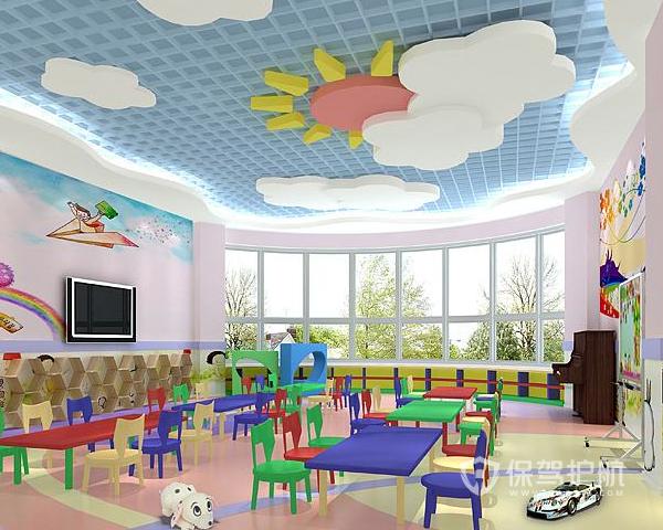 小型幼儿园装修设计要点 幼儿园装修设计注意事项