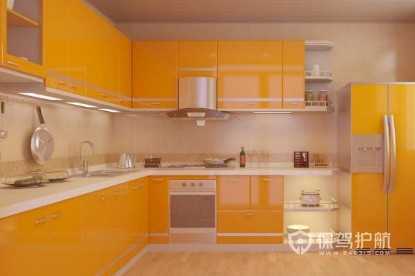 时尚厨房如何设计 时尚厨房装修图片
