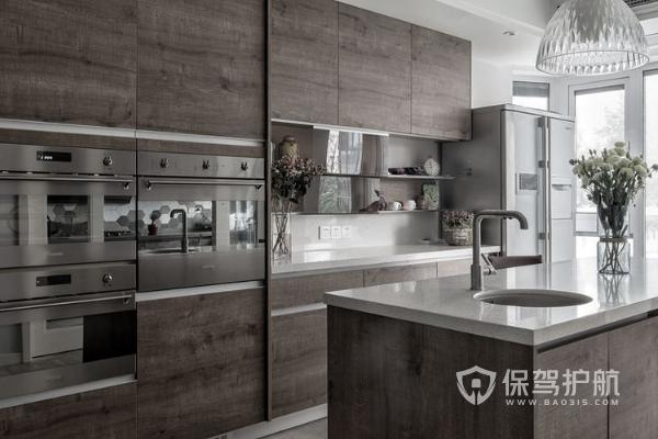 厨房橱柜如何选购 北欧橱柜装修效果图