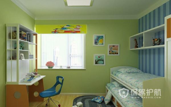兒童房裝修一般多少錢 兒童房裝修費用預算