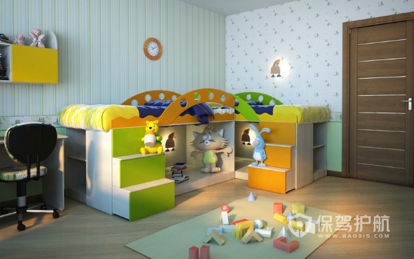 10平米兒童房裝修多少錢 10平米兒童房裝修價格