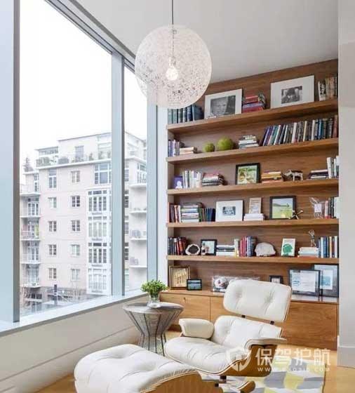 阳台改书房装修,阳台装修成书房怎么做?
