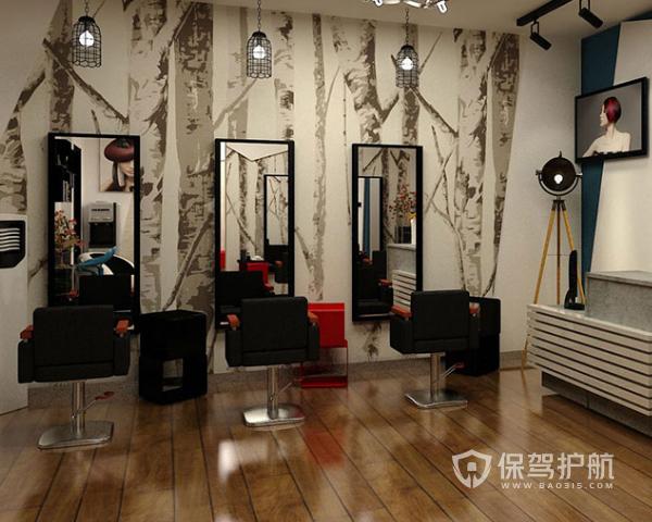 理发店装修设计要注意什么 理发店装修设计注意事项